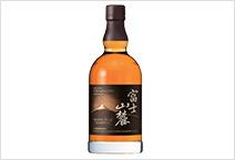 ウイスキー部門「富士山麓 シグニチャーブレンド」