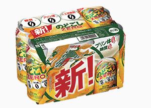 キリン のどごし ZERO 6缶パック