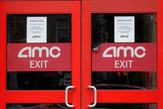ニューヨークのAMC映画館