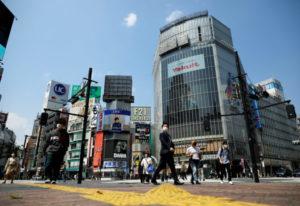 東京の渋谷
