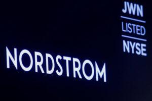 ノードストロームのロゴ