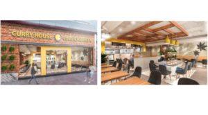 壱番屋がインドでカレー店を初出店