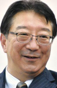 DCMホールディングス代表取締役社長 石黒 靖規