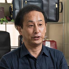 国内販売事業部部長の宮下俊也氏