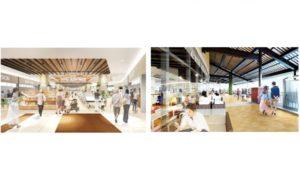 大型ショッピングセンター(SC)「エミフルMASAKI」大規模改装完成イメージ
