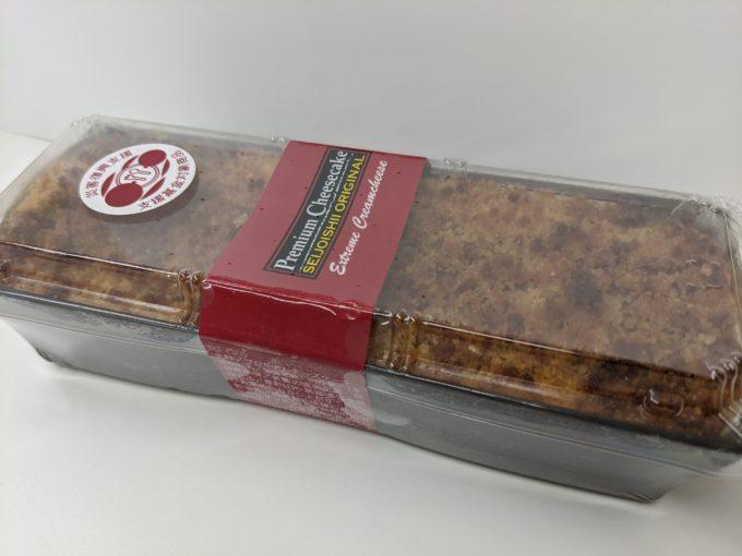 成城石井では自社開発のデザートも売りの一つ。年間120万本を売るプレミアムチーズケーキは、パティシエが温め続けた渾身のアイデアだった