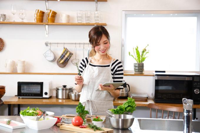 ロカボ 健康食イメージ