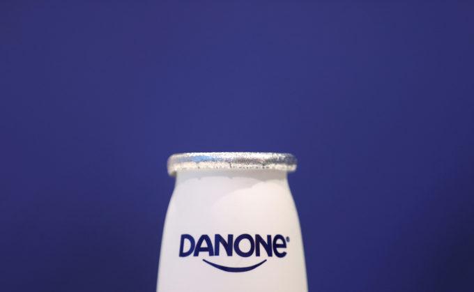 ダノンのロゴ