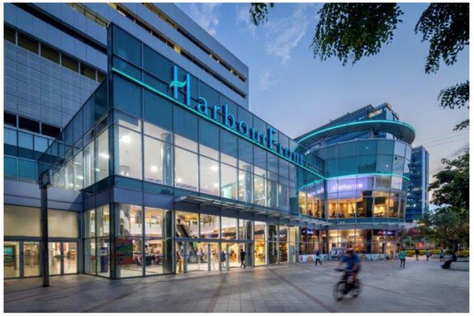 10月30日にシンガポールで開業する「ドンドンドンキ ハーバーフロント」のイメージ
