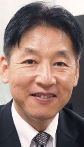 イオンモール代表取締役社長 岩村康次 氏