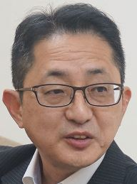 エフコープ代表理事専務理事兼務 組織管掌の髙山昭彦氏