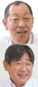 よつ葉生協 専務理事の中田秀治氏と渉外担当理事の和久井克孝氏