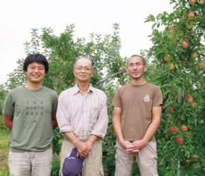 よつば生協が14年から始めた「リンゴオーナー制度」