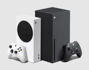 マイクロソフトの「Xbox Series X」と「Xbox Series S」