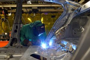 米テネシー州の製造工場