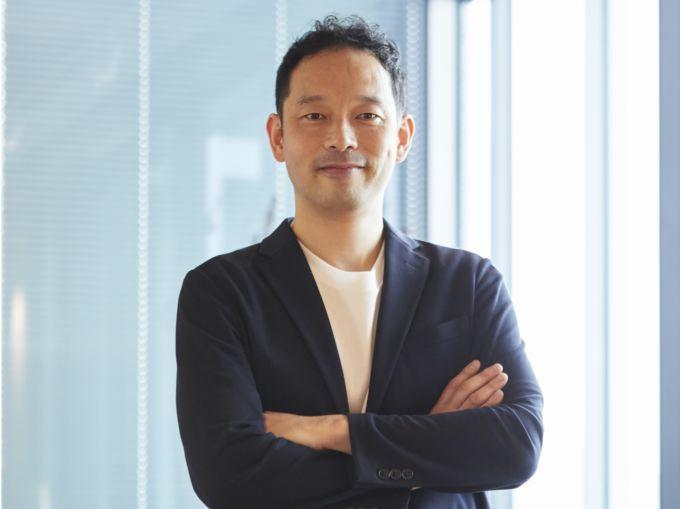 トリドール執行役員兼海外事業本部本部長の杉山孝史氏の写真