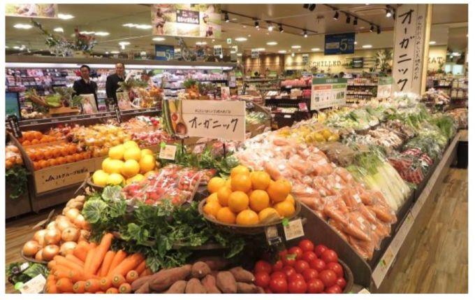 ライフの自然食品スーパー「ビオラル」