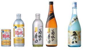 菊水酒造のアルミ缶シリーズとにごり酒「五郎八(ごろはち)」