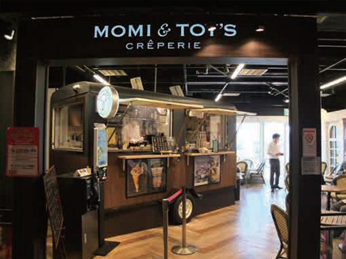 「MOMI & TOY'S」お台場デックス東京ビーチ店