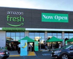 アマゾンがロサンゼルスにオープンした「アマゾンフレッシュ」