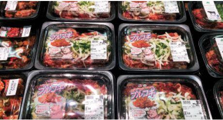 イオンリテールで人気が高かった豚肉のプルコギ