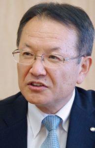 キリンビバレッジ代表取締役社長 堀口 英樹 氏