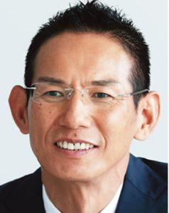 スクロール代表取締役社 長鶴見知久 氏