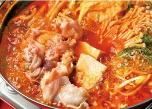 一人鍋で食べたいメニュー1位「キムチ鍋」