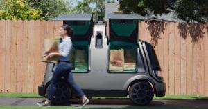 アリゾナ州スコッツデールで商用展開する自動運転車