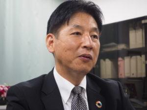 イオンモール岩村社長