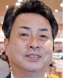 関西スーパー富田林駅前店 丸尾和幸店長