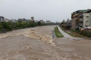 洪水 災害イメージ