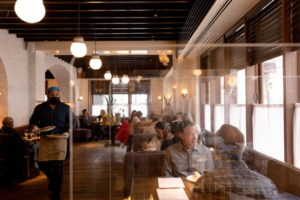 米ペンシルベニア州フィラデルフィアのレストラン