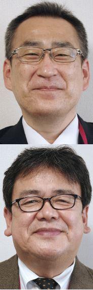光洋取締役商品本部本部長の小林聡一郎氏(上)、副本部長の小谷芳宏氏(下)
