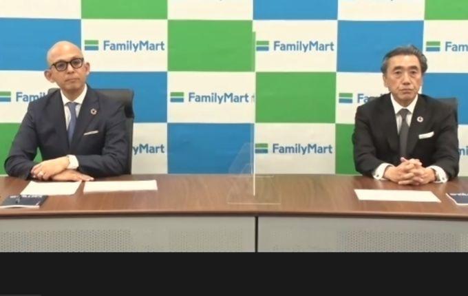 左が細見研介新社長、右が副会長に就く澤田貴司氏
