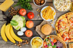 食べ物の写真