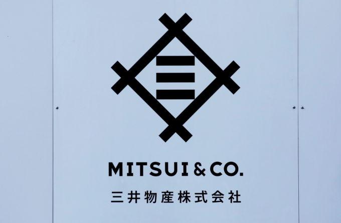 三井物産のロゴ