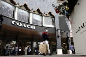 カリフォルニア州にあるCOACHの店舗