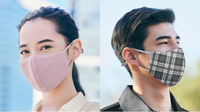 GUの高機能フィルター入りマスク