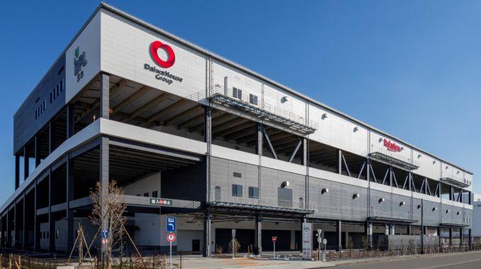 大阪府に新設する「楽天西友ネットスーパー」の専用物流センター