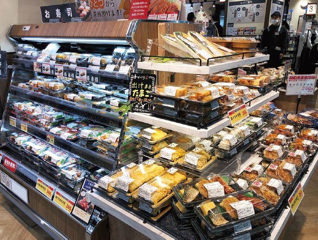 総菜の値引き率をAIで最適化