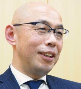 サミット代表取締役社長 服部哲也氏