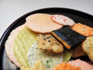 せんべい 米菓イメージ
