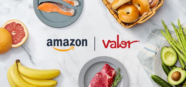 アマゾンはバローと協業してネットスーパーを開始する