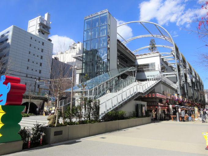 三井不動産(東京都/菰田正信社長)と渋谷区が官民連携で開発した大型複合施設「MIYASHITA PARK」
