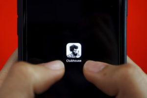 音声ベースのソーシャルネットワーク「クラブハウス」のアプリ