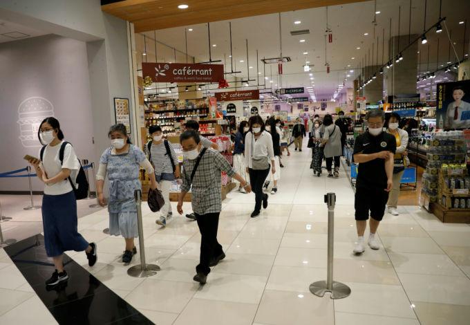 千葉のショッピングセンター