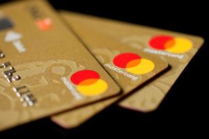 マスターカードのクレジットカード