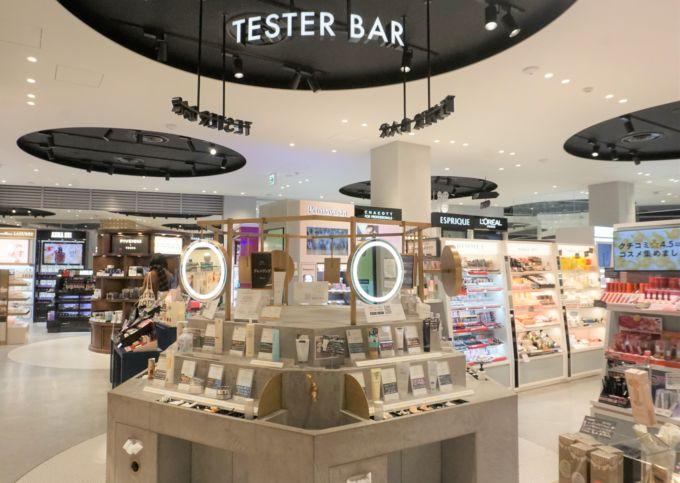 アイススタイル(東京都/吉松徹郎社長)だ。同社が20年1月に東京・原宿にオープンした旗艦店「@cosme TOKYO(アットコスメトーキョー)」