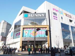 九州で12年ぶりの新規出店となったサニー福岡長浜店